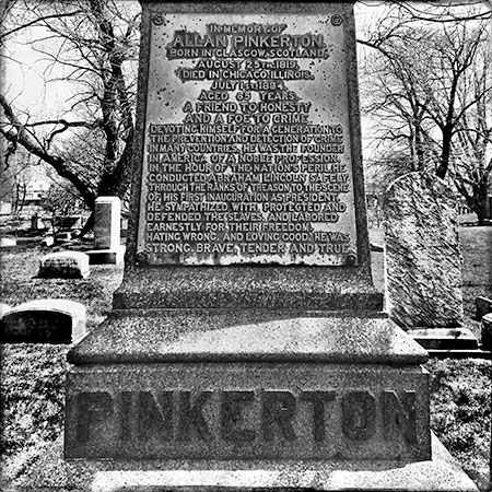 biography of allan pinkerton essay Allan pinkerton essay examples 2 total results a paper on espionage 599 words 1 page a biography of the life and times of allan pinkerton 966 words 2 pages.